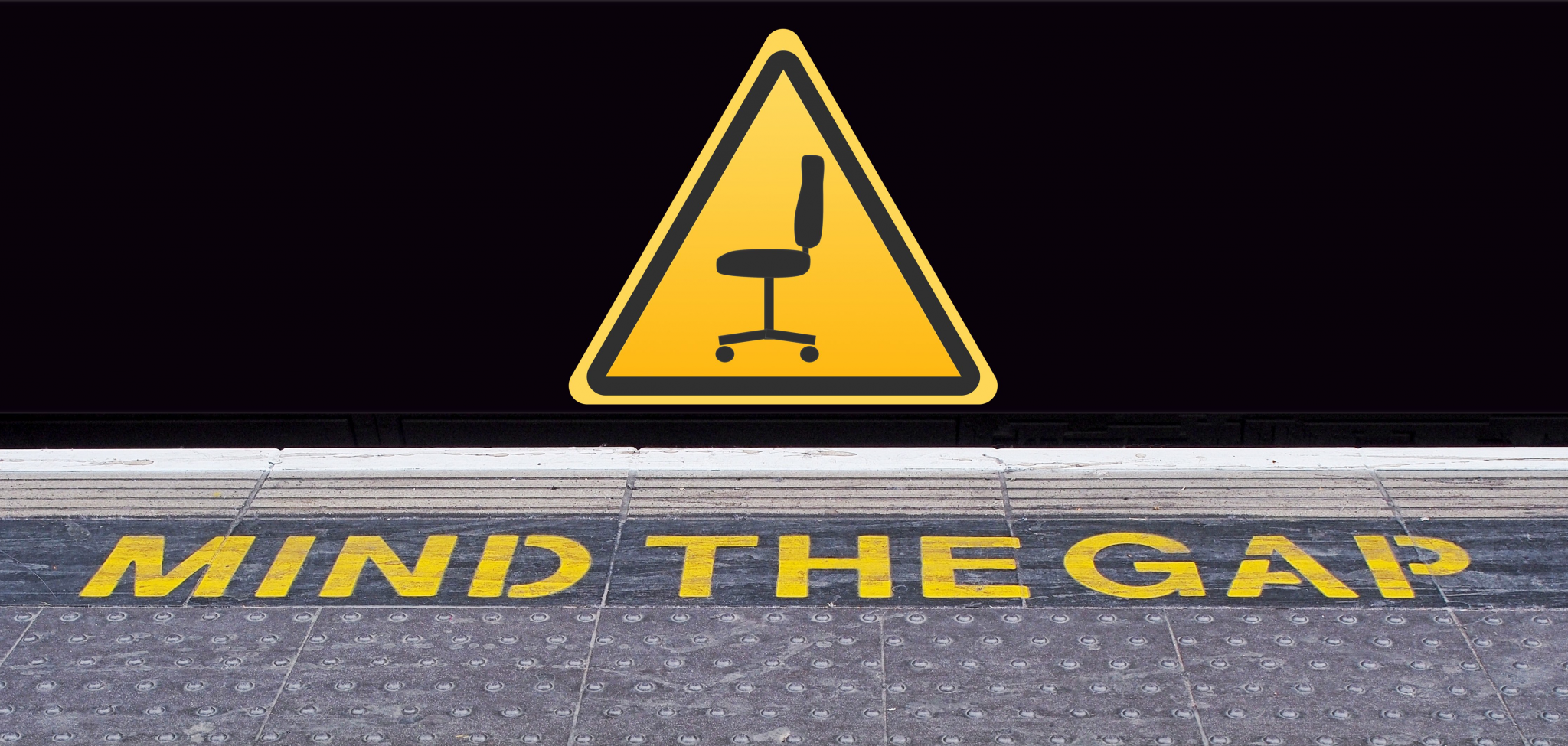 mind the gap chair 2
